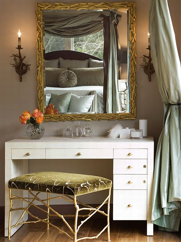 Your bedroom shouldn't just be a place to lay your head — it's the most personal space in your entire home. Modern Dressing Table Designs