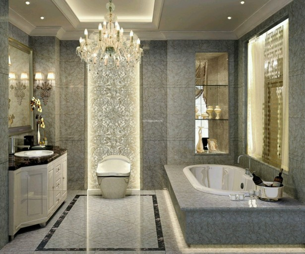 Small But Luxury Bathroom Designs