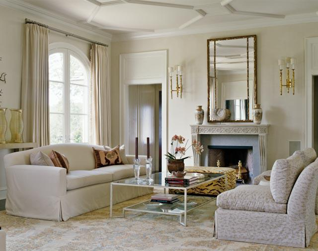 15 Modern And Elegant French Living Room Designs