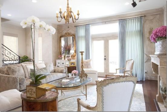 Elegant French Home Decor Ideas