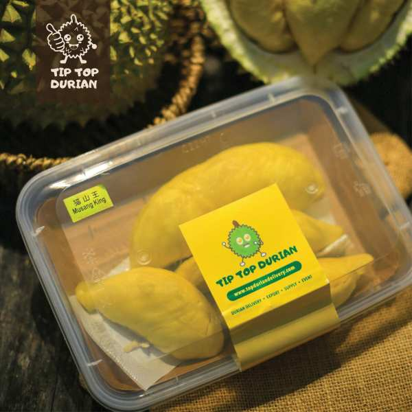 Musang King Premium In Packaging (1) | Tip Top Durian Delivery | Malaysia Top Fresh Durian Online Delivery