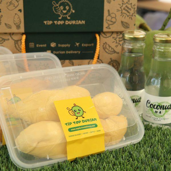 Fresh Durian Bundle | Musang King Durian | D24 | Fresh Durian | Durian Ice Cream | Durian Mochi | Durian Crepe Cake | Durian Cheesecake | Tip Top Durian Delivery | Malaysia Top Fresh Durian Online Delivery