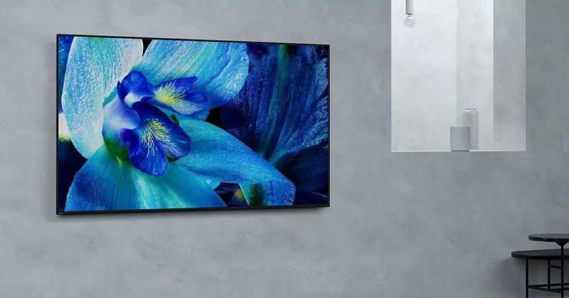 Smart TV OLED di Sony