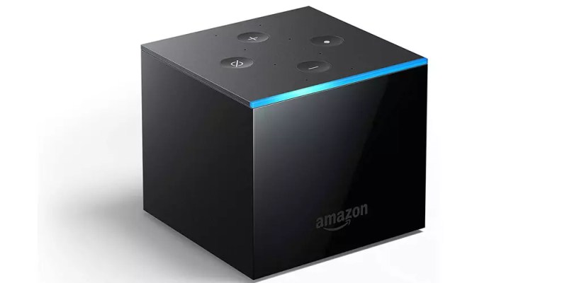 Nuovo Amazon Fire TV Cube