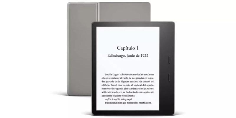 EBook Amazon Kindle Oasis