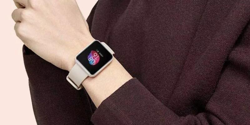 Utilizzo dello smartwatch Xiaomi Redmi Watch