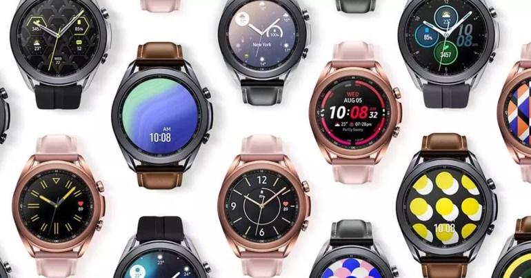smartwatch nfc SAMSUNG Galaxy Watch3