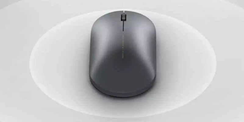 Mouse wireless Xiaomi XMWS001TM nero