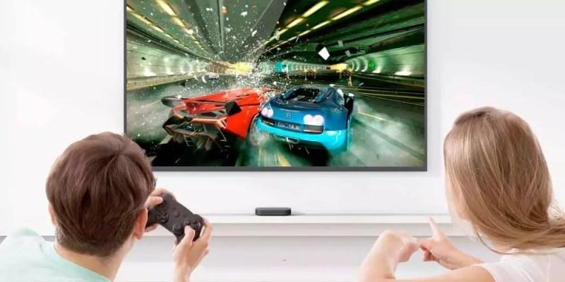 Gioca con Xiaomi Mi Box 4C