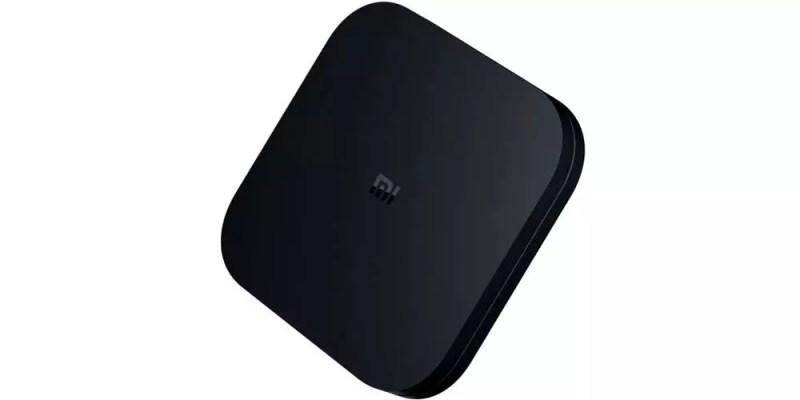 Lettore Xiaomi Mi Box 4C in colore nero