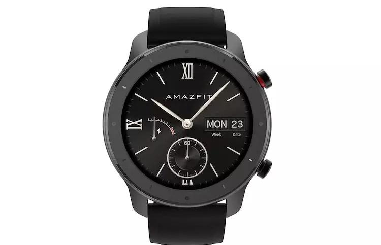 Smartwatch frontale Amazfit GTR Lite