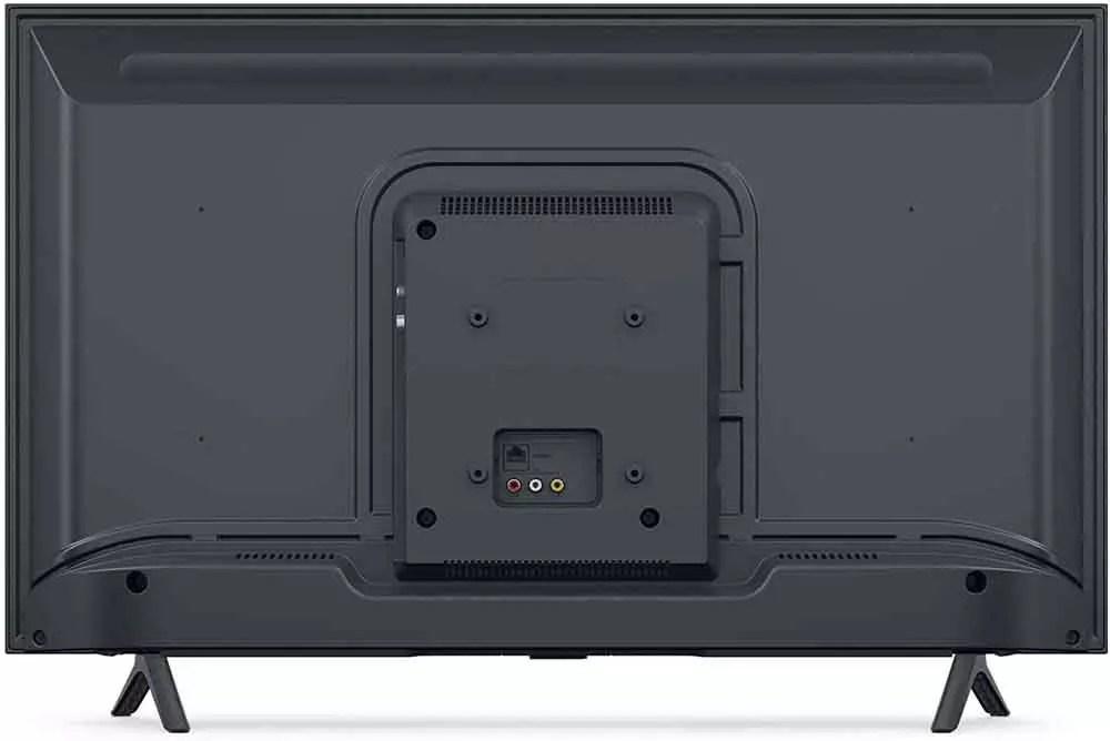 Conexiones de la Xiaomi Mi TV 4A