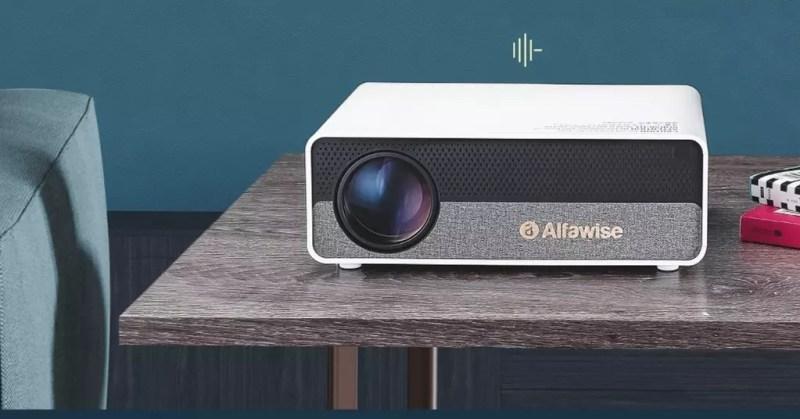Proiettore Alfawise Q9