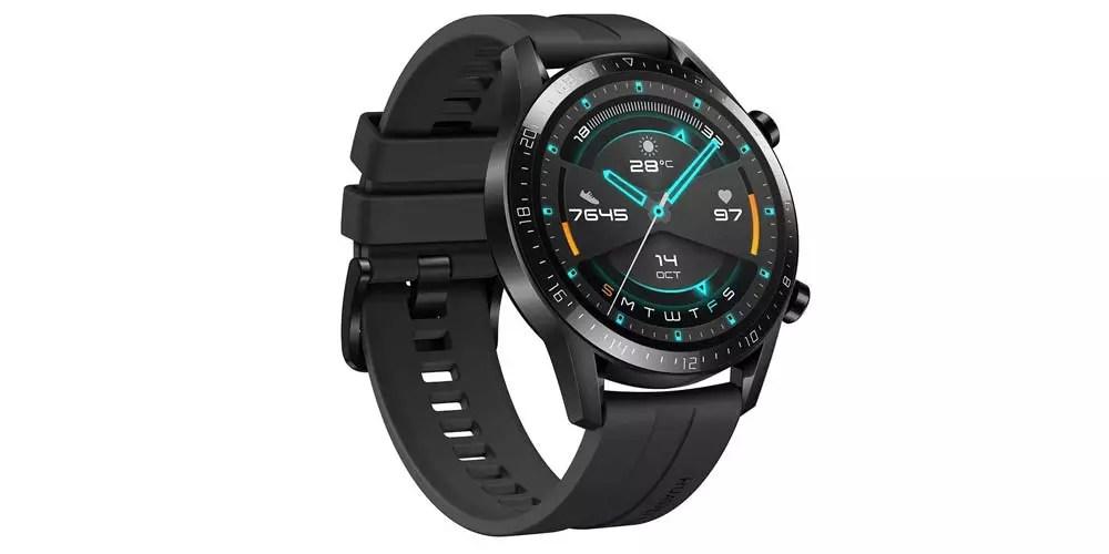 Pantalla del Huawei Watch GT2 Sport