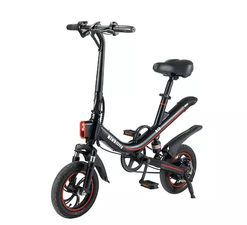 Bicicletta elettrica Niubility b12