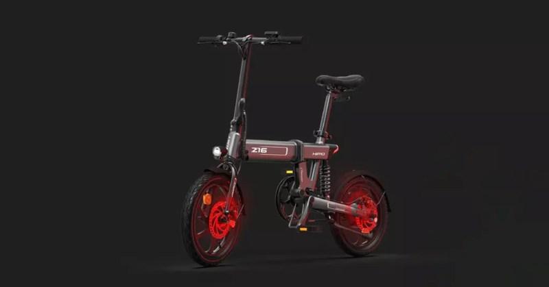 offerta bici elettrica himo z16