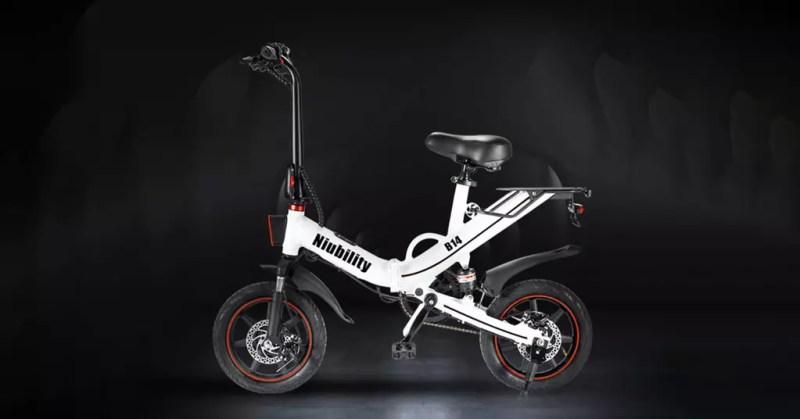 Bici elettrica Niubility b14
