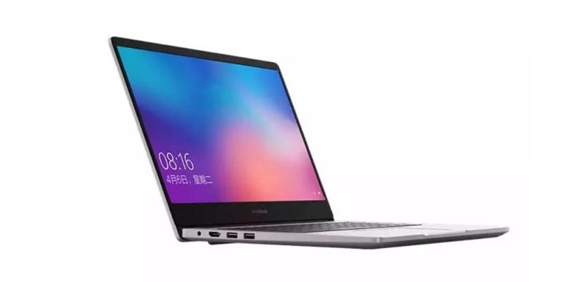 Lato dello Xiaomi RedmiBook 16
