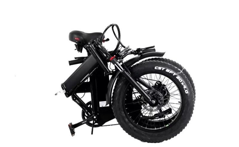 Bicicletta elettrica pieghevole MCACEWHEEL GW20