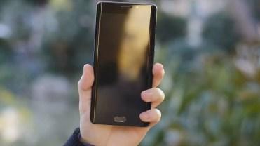 Xiaomi Mi Note 2 delante