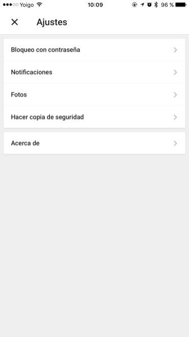 pasar datos de iOS a Android con Drive