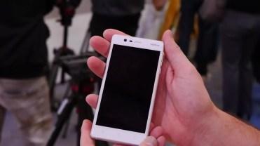 Imagen frontal del Nokia 3