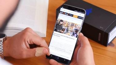 manejo Samsung Galaxy S8+