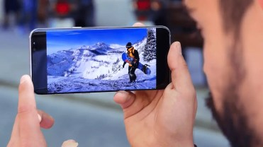 Calidad de la pantalla del Samsung Galaxy S8+