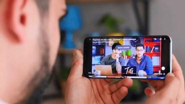 Forzar pantalla Samsung Galaxy S8+