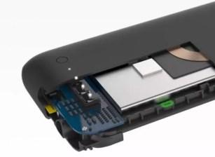 Interior funda Batería para el Samsung Galaxy S8