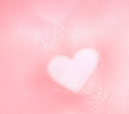 Fondo corazón rosa Huawei Nova 2