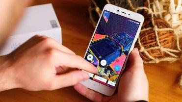 Aspecto interfaz en el Xiaomi Redmi 4X