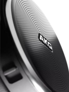 Diseño del auricular AKG N60NC