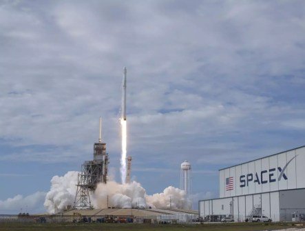 Cohete Falcon de SpaceX