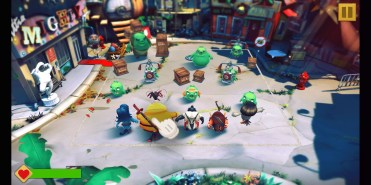 Asistente en Angry Birds Evolution