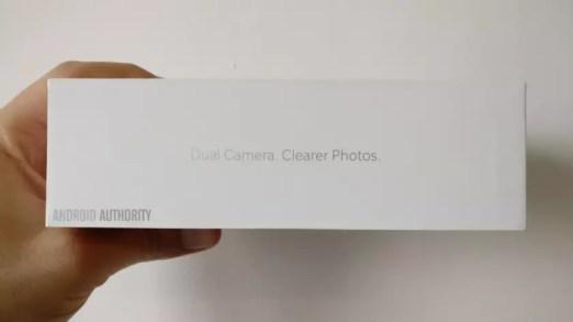 Caja del OnePlus 5