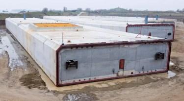 Túnel prefabricado de Hyperloop One