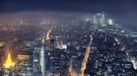 fondos de pantalla ciudad noche
