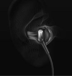 Xiaomi HelloEar ARC colocados oreja