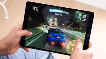 Juego en el iPad Pro 10,5