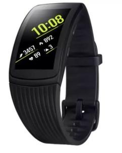 Pulsera Samsung Gear Fit 2 Pro de color negro