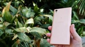 Imagen trasera del Sony Xperia L1