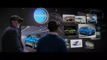 Ford coche VR
