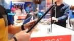 Lateral del Lenovo Yoga 920
