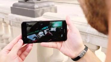 Pantalla integrada en el Huawei Nova 2