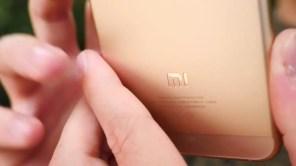 Trasera Xiaomi Mi 5c