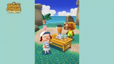 Juego Animal Crossing Pocket Camp