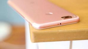 Borde superior del Xiaomi Mi A1