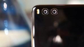 Cámara del Xiaomi Mi Note 3