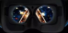 Interior de las gafas HTC Vive Focus